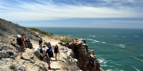 Discover South African Shorelines