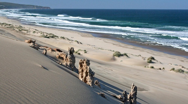 mossel bay, beaches, becoming human, tour mossel bay, point of human origins, travel mossel ba